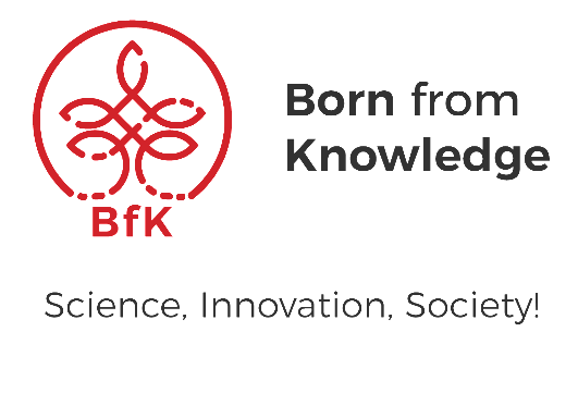 Born from Knowledge (BfK)