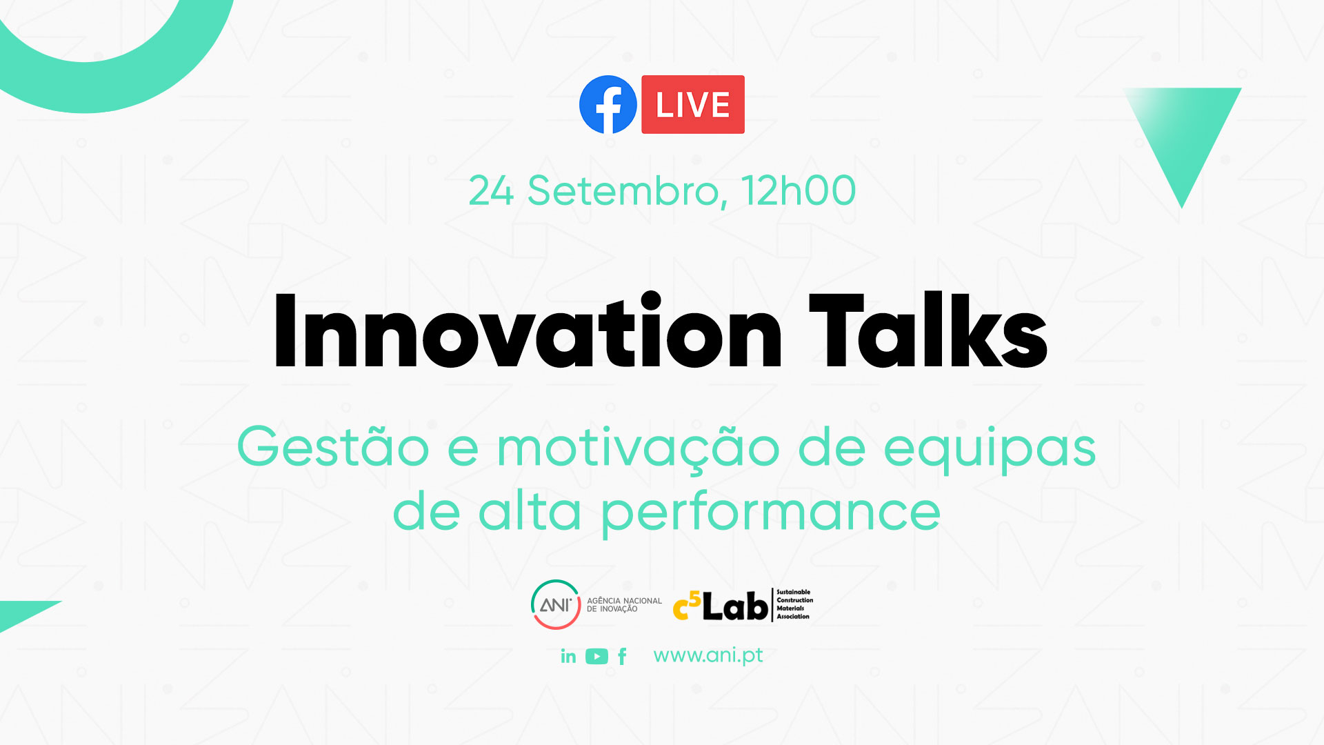 Innovation Talks: Gestão de equipas de alta performance em debate