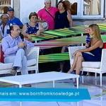 António Bob Santos, administrador da ANI, no programa Há Volta da RTP1