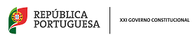 Logo Pequeno Rep Portuguesa XXI Gov