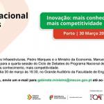 Programa Nacional de Reformas – Inovação: mais conhecimento, mais competitividade