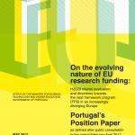 A evolução do financiamento da investigação na UE: Posição de Portugal